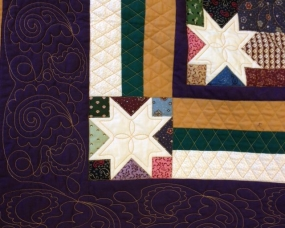 This Quilt is a Star!