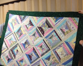 Colorful Quilt!